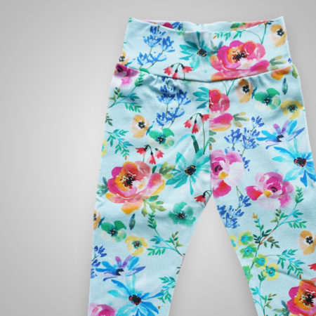 Leggings - Blumen