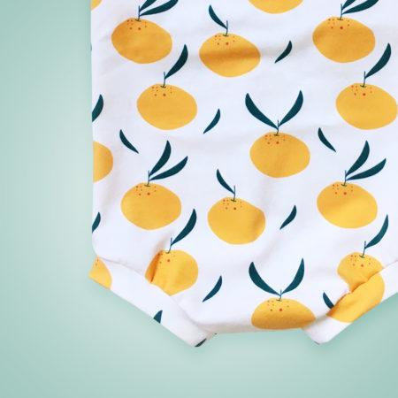 Sommerromper - Oranges
