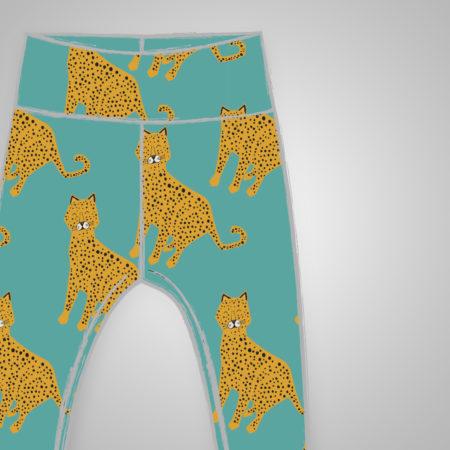 Leggings - Leopards