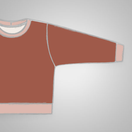 Pullover - Uni - Rost & Altrosa