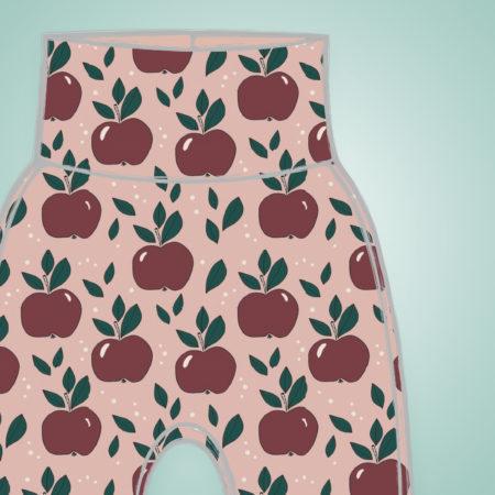 Harem Pants - Äpfel