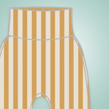 Harem Pants - Streifen
