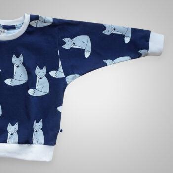Pullover - Grey Fox