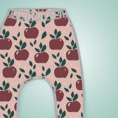 Slim Harems - Äpfel