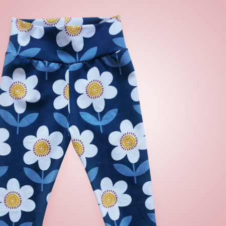 Leggings - Retro Flowers