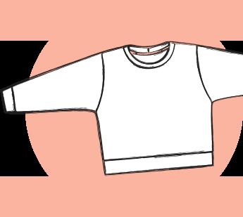 Illustration Pullover
